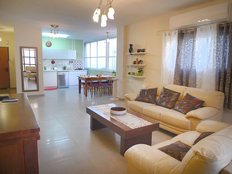 Apartment For Rent In Bat Yam Short Term